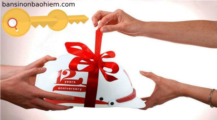 cung cấp nón bảo hiểm quảng cáo