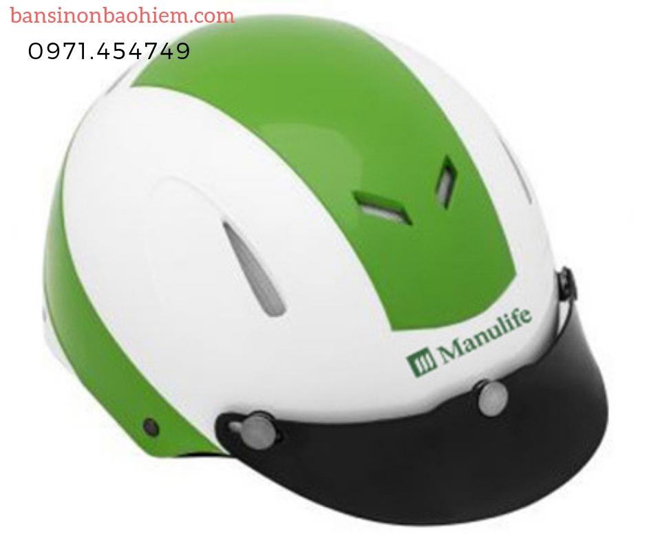 in logo lên nón bảo hiểm