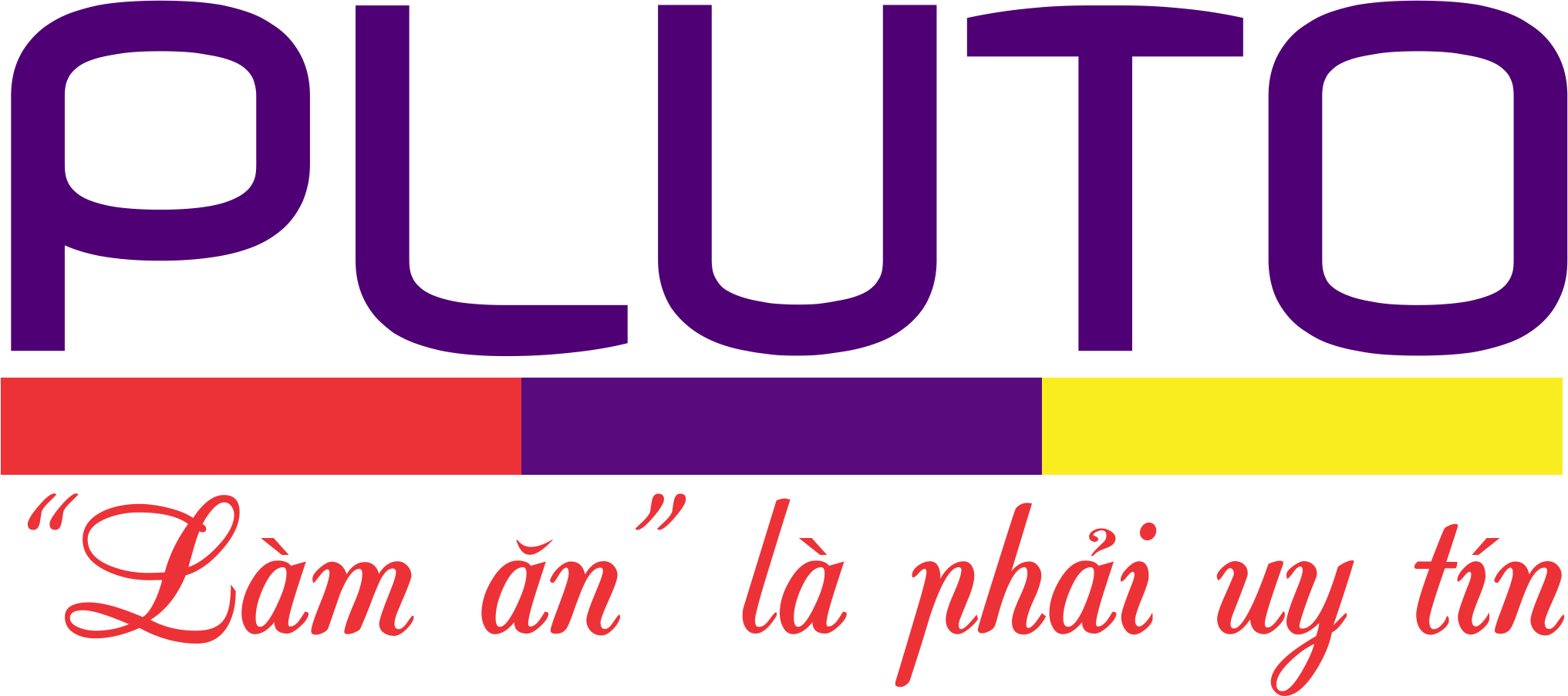 Công ty Cổ phần Pluto - Logo