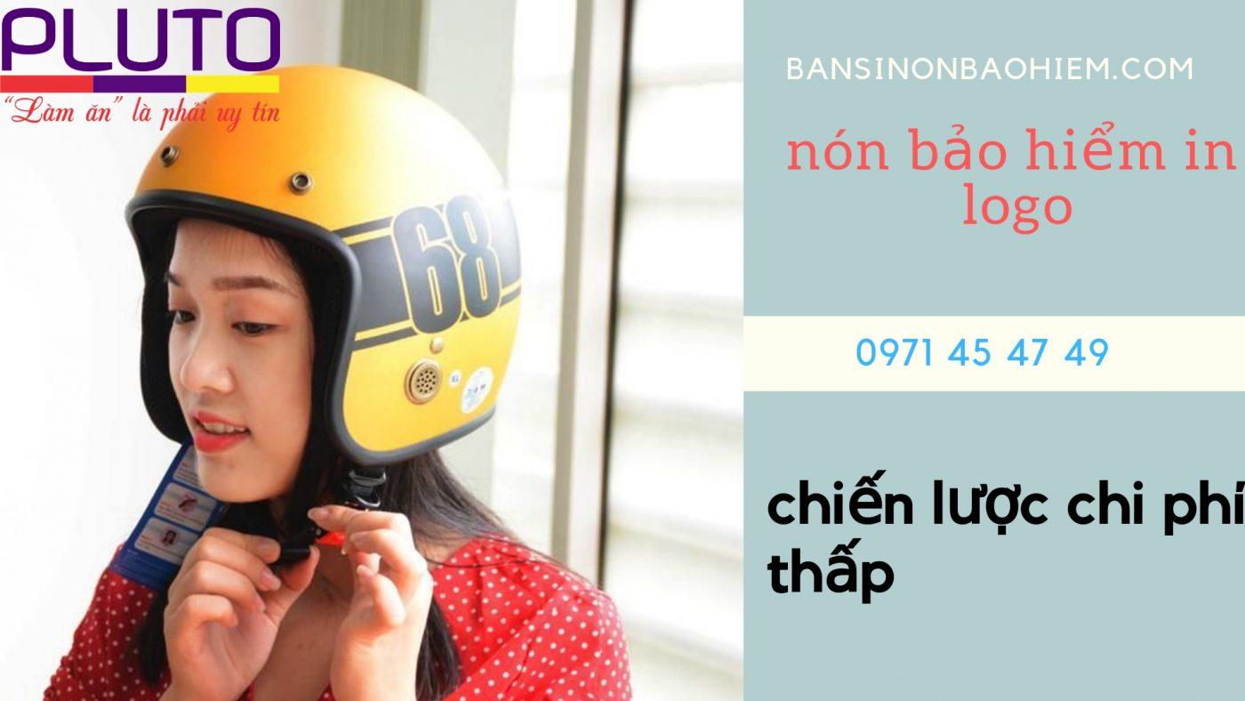 sản xuất nón bảo hiểm theo yêu cầu giá rẻ
