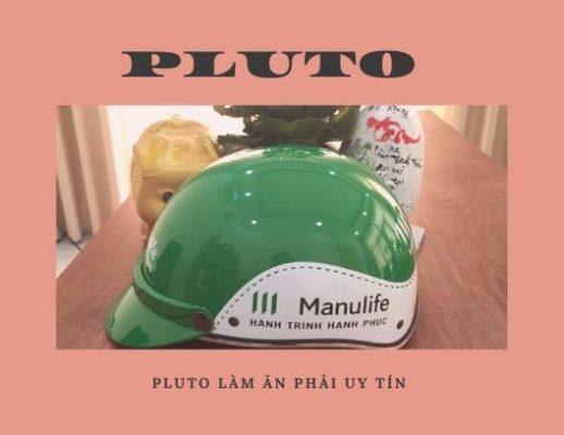 Mũ bảo hiểm quà tặng Manulife